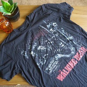 The Walking Dead graphic t shirt